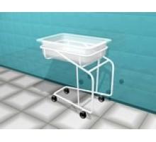 Кровать AT-K1v — Металл в полимере
