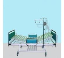 Кровать AT-K5 — Металл в полимере