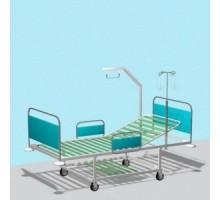 Кровать AT-K7 — Металл в полимере