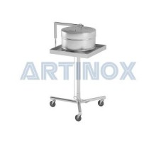 Подставка для стерилизационных коробок AT-B07 - Нержавеющая сталь
